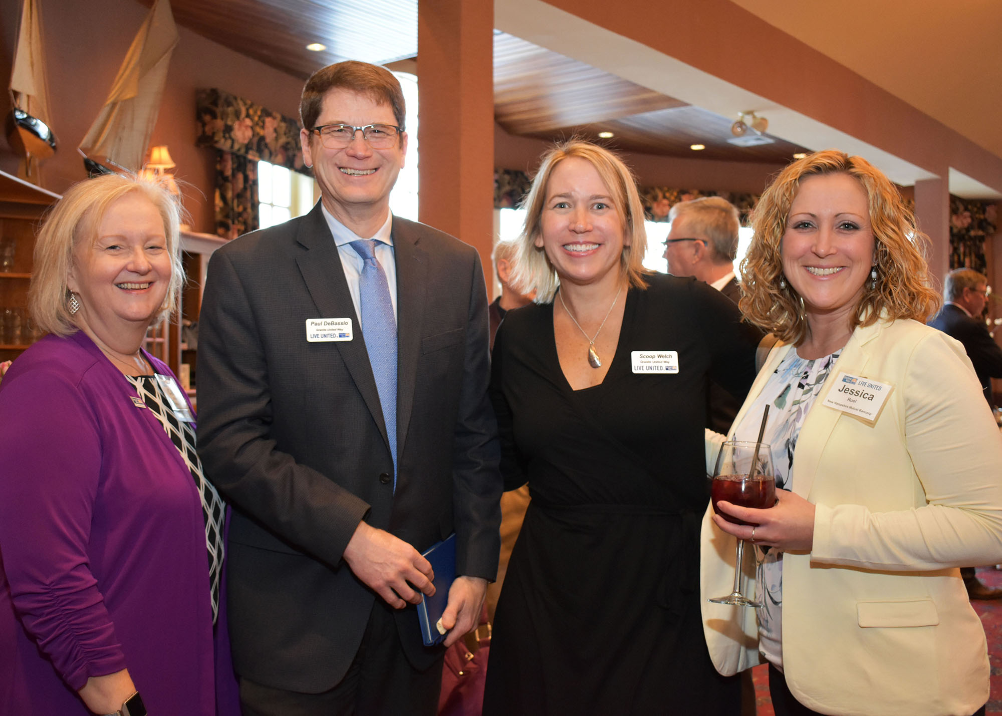 Granite United Way Honors Central Region Community Champions