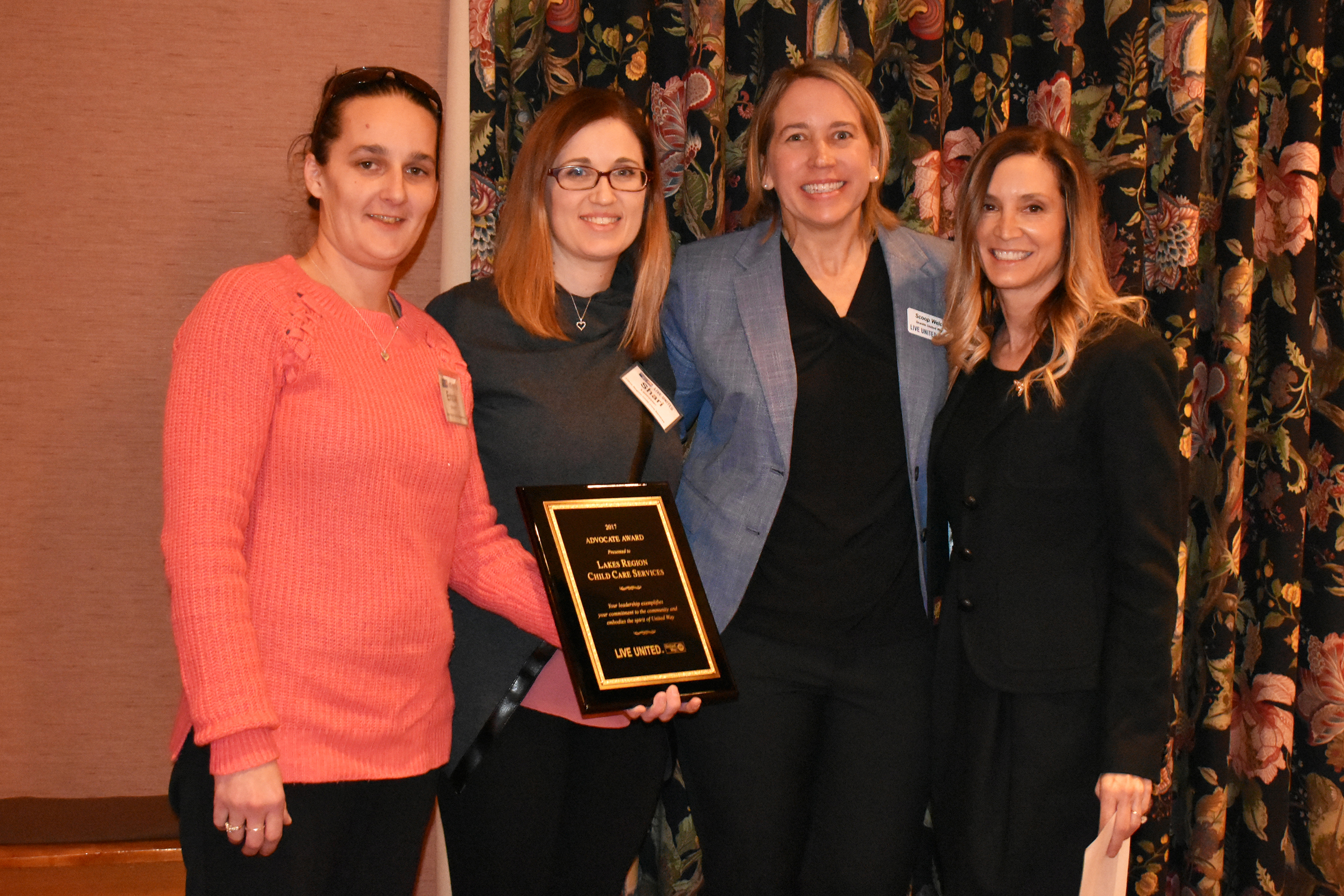 Granite United Way Central Region Celebrates Strong Community Commitment
