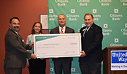 Citizens Bank Invests $50,000 in Granite United Way's Free Tax Prep Program